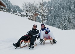 Day rates tobogganing